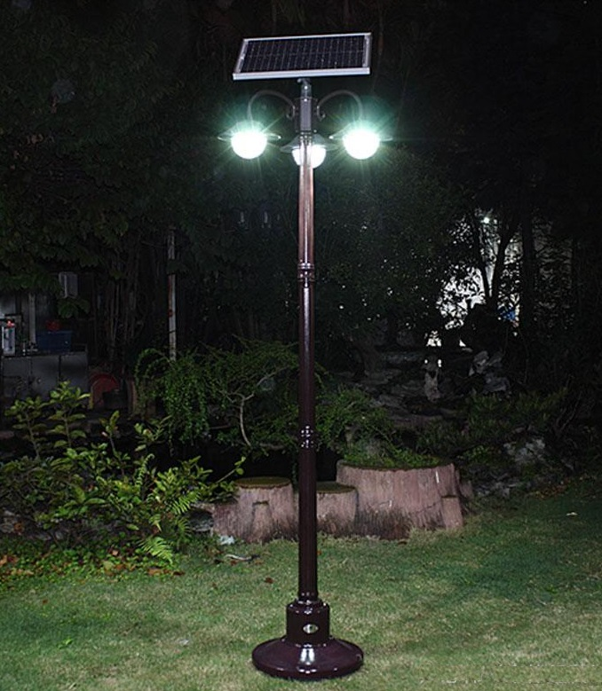 Decorative solar garden light TY 240B Jiangsu Ziyum Lighting