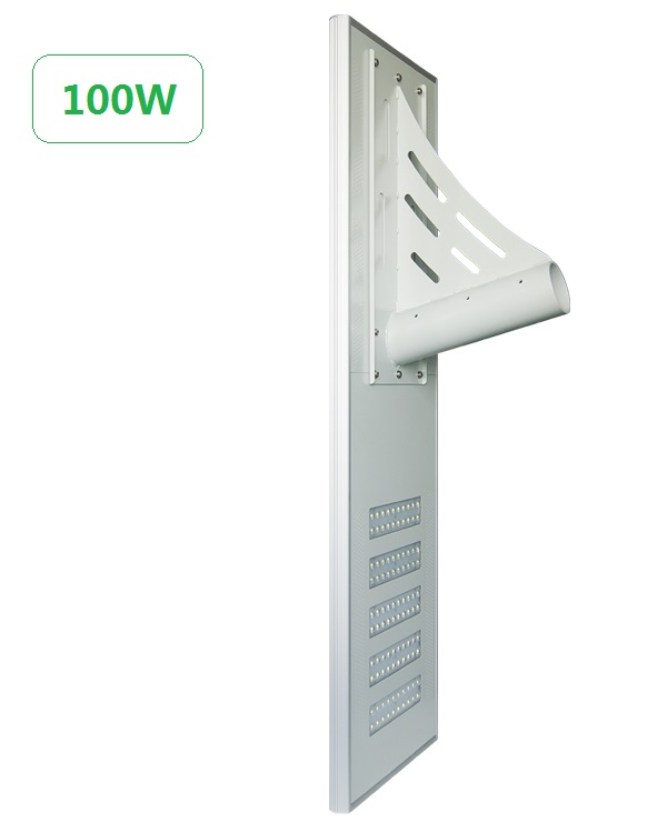 100W All in One Solar Street Light